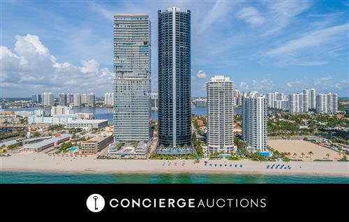 Photo of 18555 Collins Avenue #4603, Sunny Isles Beach, FL 33160 (MLS # RX-10637550)