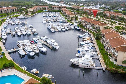 Photo of 2501 Marina Isle Way #503, Jupiter, FL 33477 (MLS # RX-10687550)