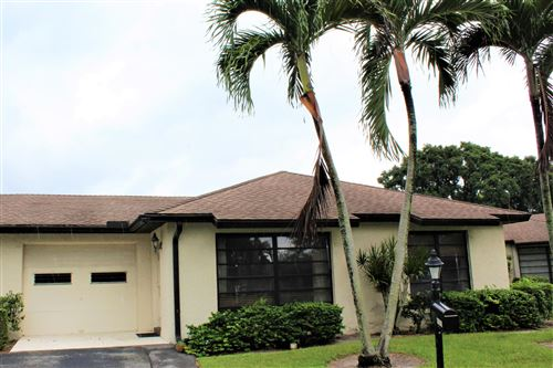 Photo of 4696 Finchwood Road #B, Boynton Beach, FL 33436 (MLS # RX-10754550)