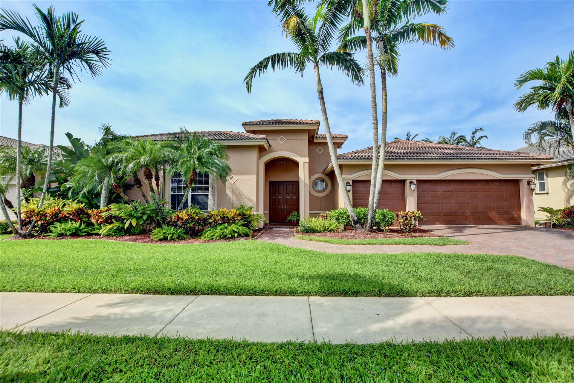 1803 Waldorf Dr Drive, Royal Palm Beach, FL 33411 - #: RX-10626550