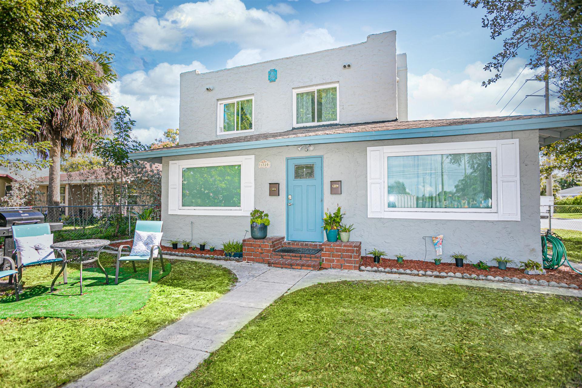 1720 Mercer Avenue, West Palm Beach, FL 33401 - #: RX-10639550