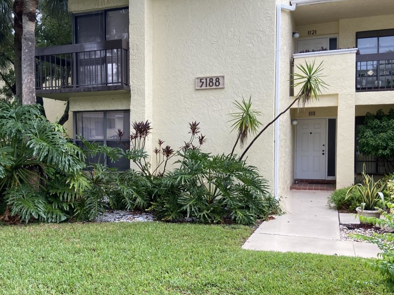 5188 Oak Hill Lane #1111, Delray Beach, FL 33484 - #: RX-10645550