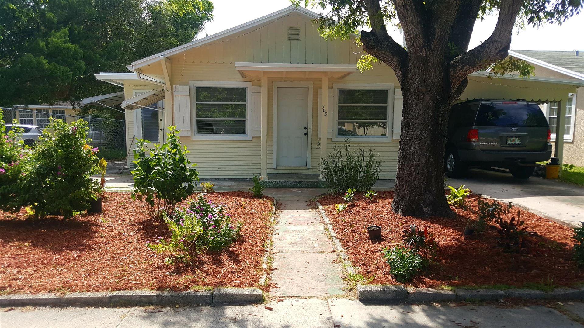 705 North C Street, Lake Worth, FL 33460 - #: RX-10652550