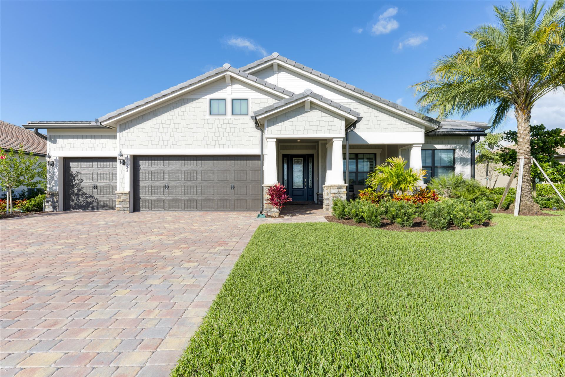 Photo of 11525 Jeannine Street, Palm Beach Gardens, FL 33412 (MLS # RX-10674550)