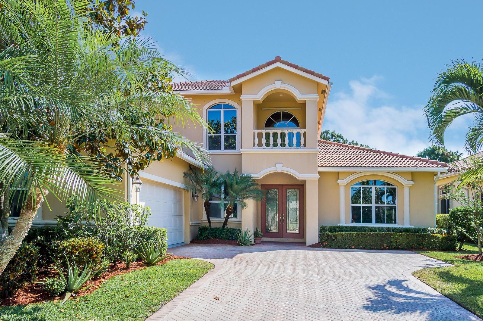 8630 Tompson Point, Port Saint Lucie, FL 34986 - #: RX-10707550