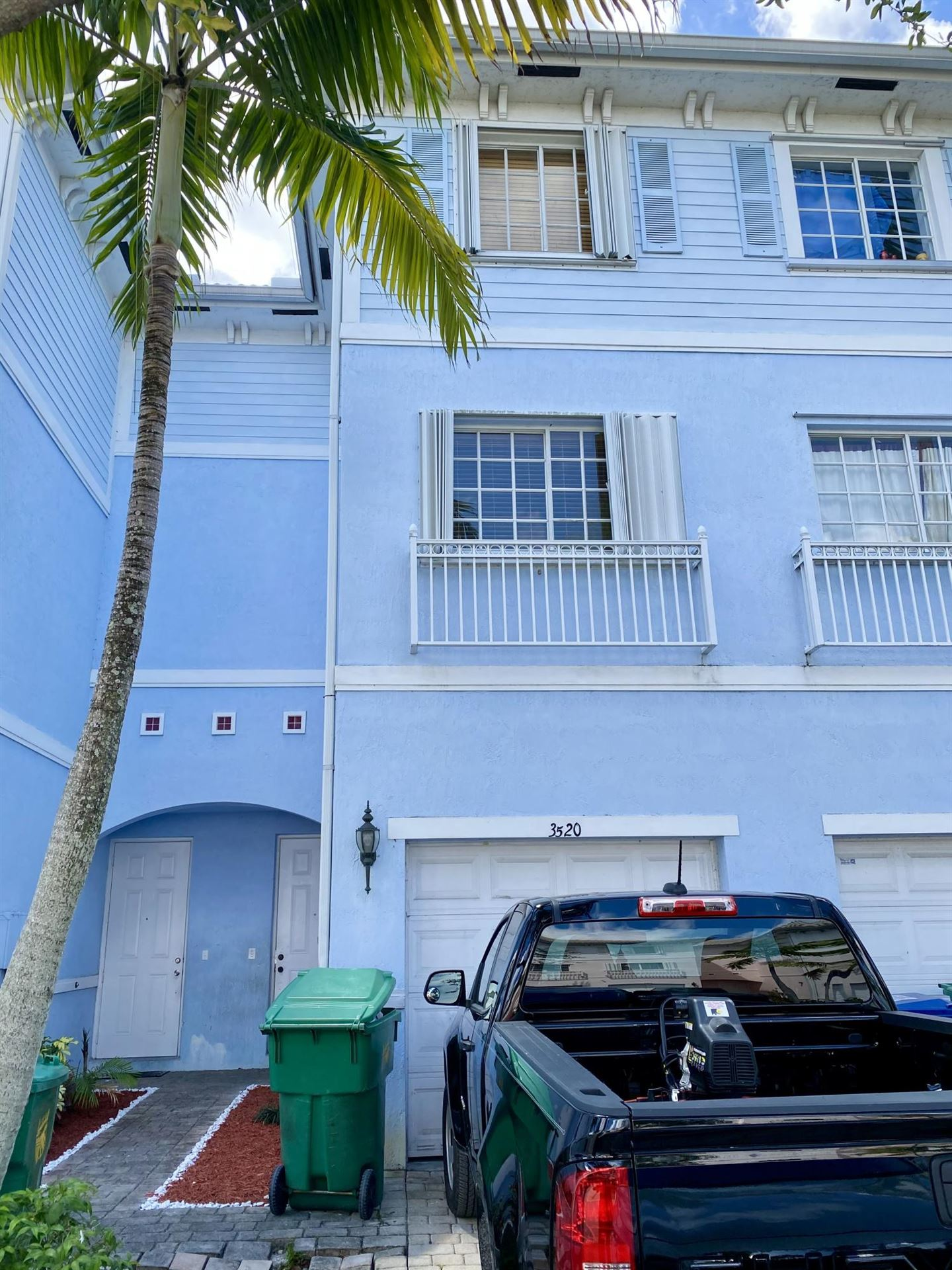 3520 NW 14th Court #3520, Lauderhill, FL 33311 - MLS#: RX-10708550
