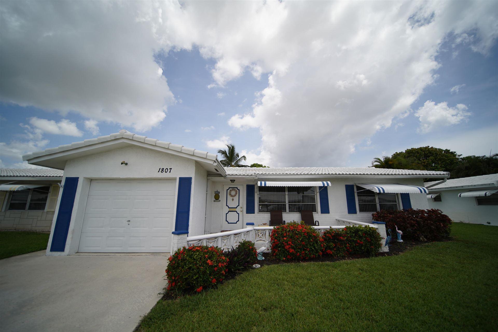 Photo of 1807 SW Roma Way, Boynton Beach, FL 33426 (MLS # RX-10733550)