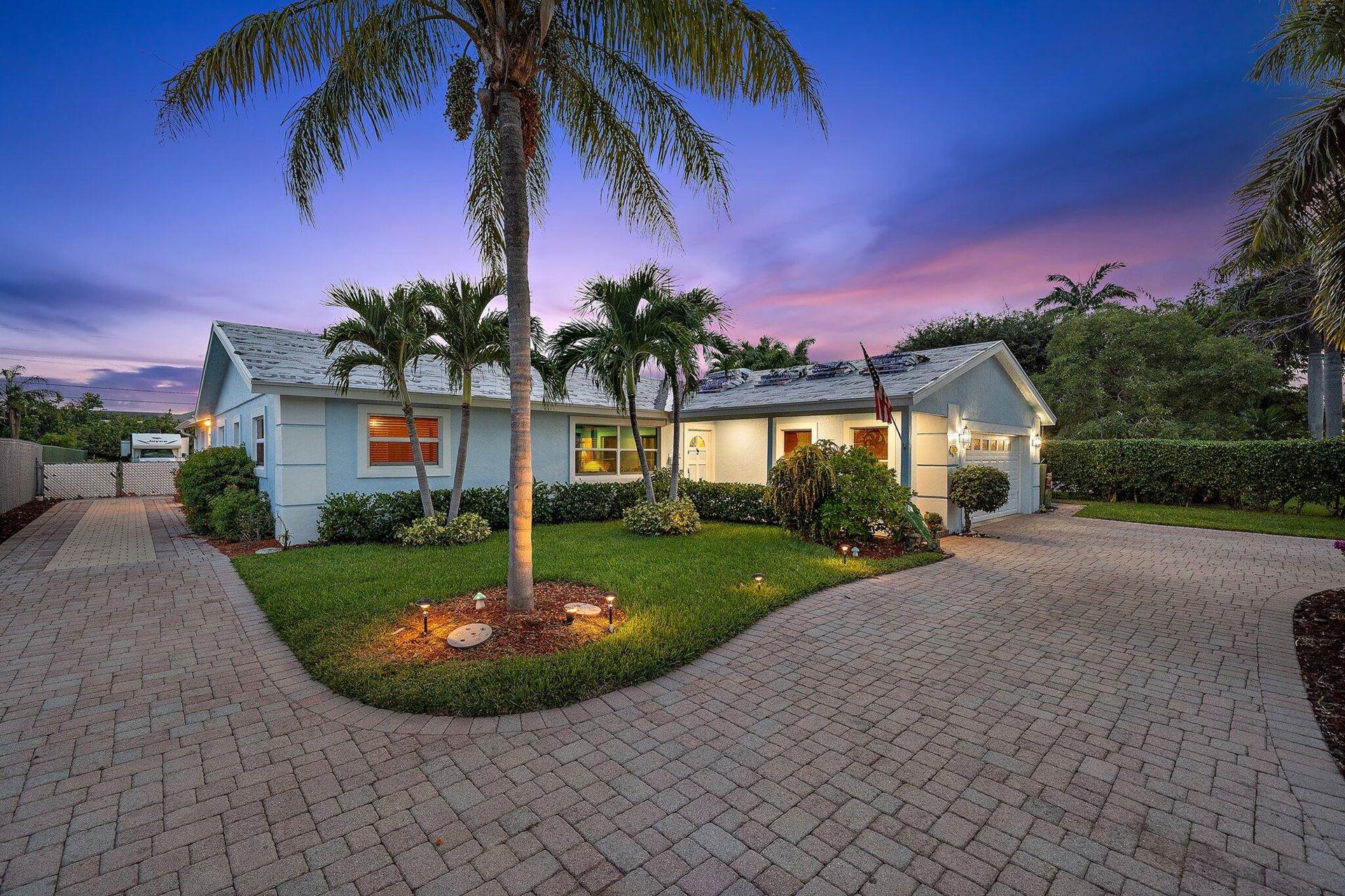 412 Anchorage Lane, North Palm Beach, FL 33408 - MLS#: RX-10751550