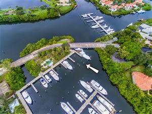 Photo of 3238 Casseekey Island Road #Dock 30, Jupiter, FL 33477 (MLS # RX-10573551)