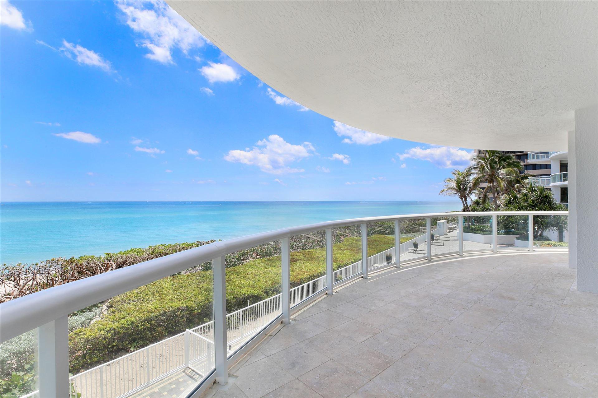 Photo of 4600 N Ocean Drive #301, Singer Island, FL 33404 (MLS # RX-10590551)