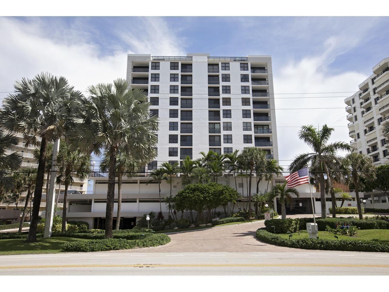 3115 S Ocean Boulevard #802, Highland Beach, FL 33487 - #: RX-10664551