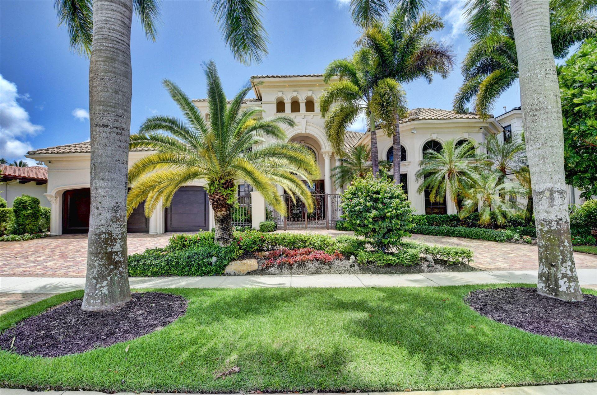 8406 Del Prado Drive, Delray Beach, FL 33446 - #: RX-10731551