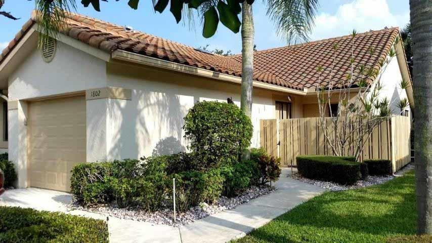 10023 53rd Way S #1802, Boynton Beach, FL 33437 - MLS#: RX-10738551