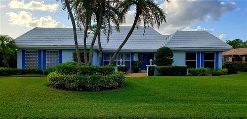 Photo of 11933 N Lake Drive, Boynton Beach, FL 33436 (MLS # RX-10605552)