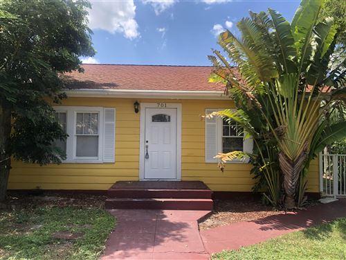 Photo of 701 S K Street #1, Lake Worth, FL 33460 (MLS # RX-10656552)