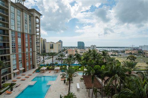 Photo of 550 Okeechobee Boulevard #1517, West Palm Beach, FL 33401 (MLS # RX-10715552)
