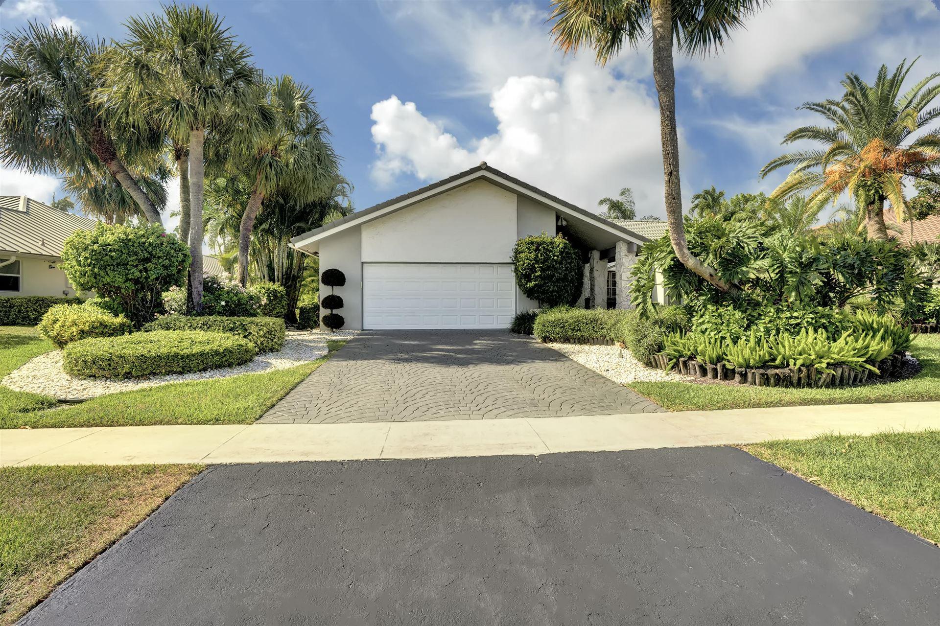 3961 Live Oak Boulevard, Delray Beach, FL 33445 - #: RX-10637552