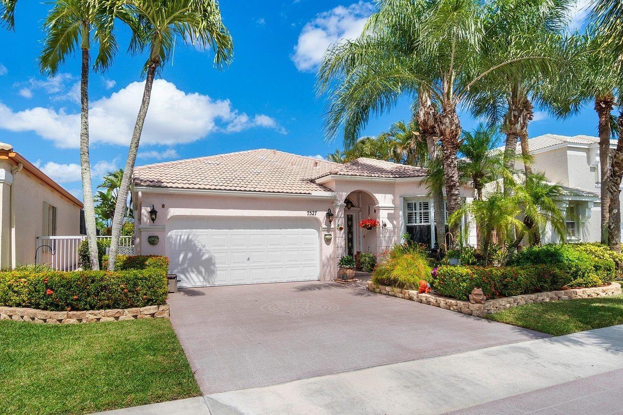 7527 Ridgefield Lane, Lake Worth, FL 33467 - #: RX-10702552