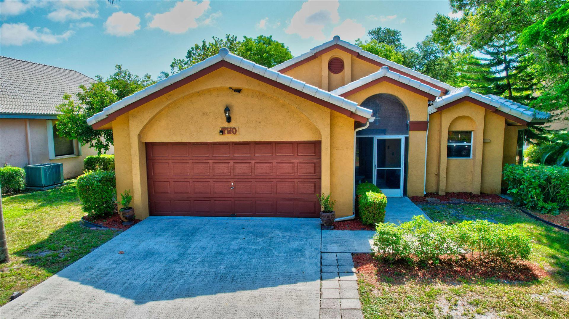 2 Lawrence Lake Drive, Boynton Beach, FL 33436 - MLS#: RX-10713552