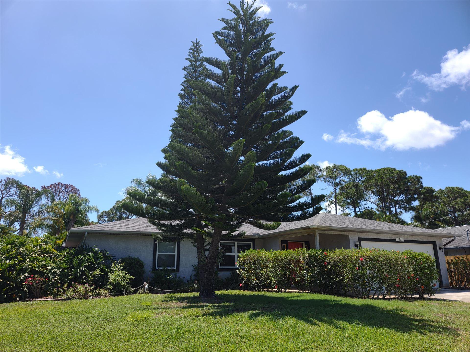1611 SE Fairfield Street, Port Saint Lucie, FL 34983 - MLS#: RX-10718552