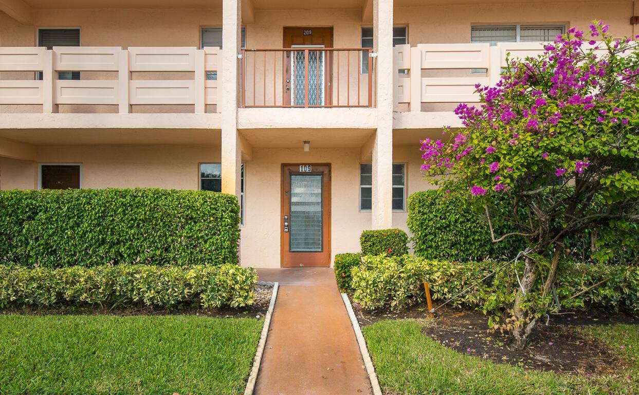 14721 Bonaire 109 Boulevard #109, Delray Beach, FL 33446 - #: RX-10749552