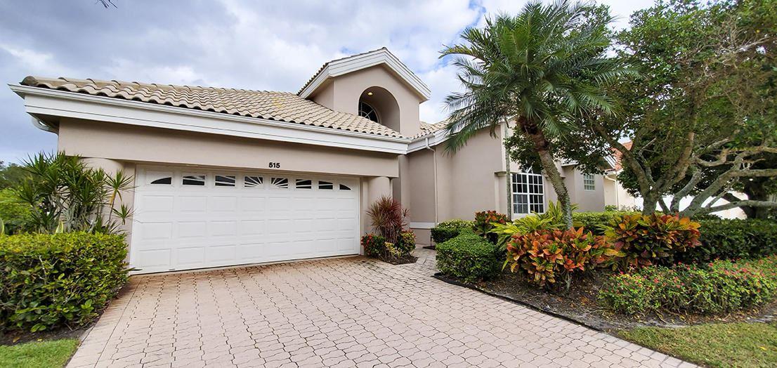 Photo for 515 Eagleton Cove Trace, Palm Beach Gardens, FL 33418 (MLS # RX-10547553)