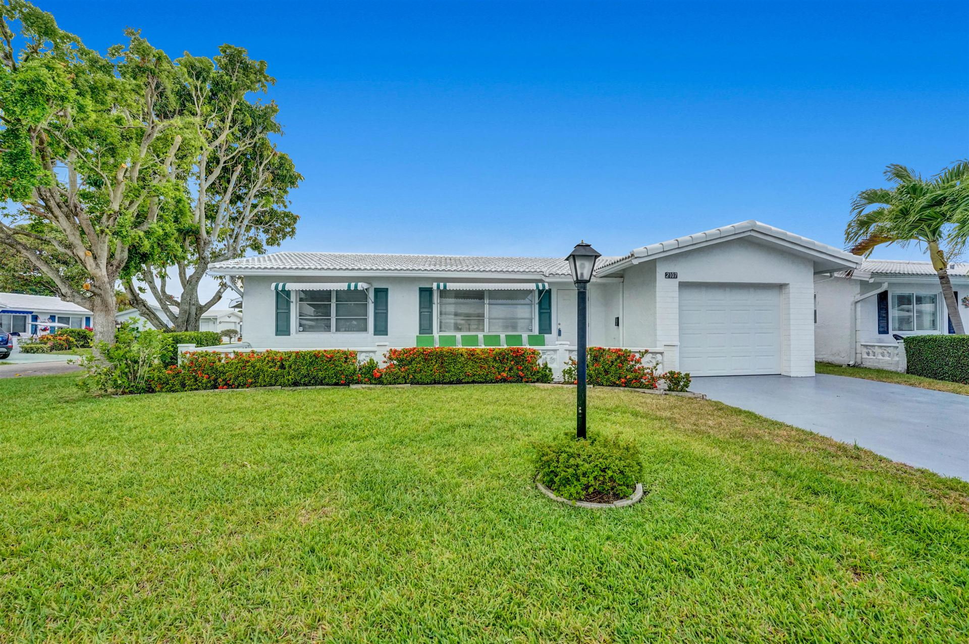 2107 SW 14th Place, Boynton Beach, FL 33426 - MLS#: RX-10712553