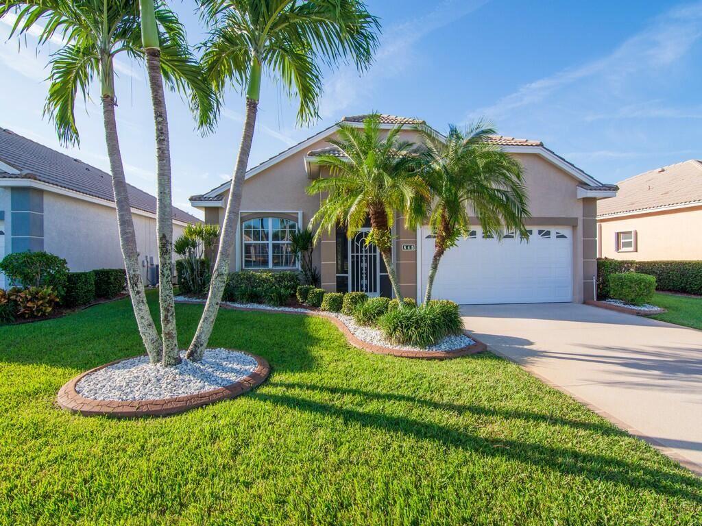845 NW Sorrento Lane, Port Saint Lucie, FL 34986 - #: RX-10753553