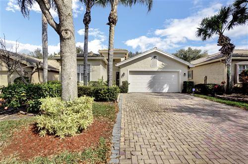 Foto de inmueble con direccion 7381 Forest Park Way Boynton Beach FL 33437 con MLS RX-10606554