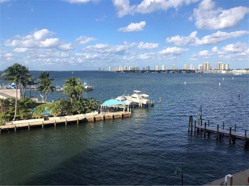 Photo of 2650 Lake Shore Drive #404, Riviera Beach, FL 33404 (MLS # RX-10753554)