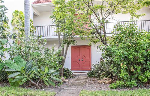 Photo of 1807 Embassy Drive #102, West Palm Beach, FL 33401 (MLS # RX-10754554)
