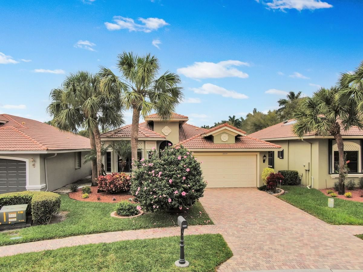 10039 Noceto Way, Boynton Beach, FL 33437 - #: RX-10695554