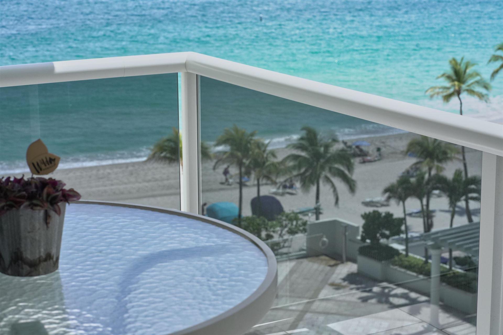 Photo of 3500 Galt Ocean Drive #704, Fort Lauderdale, FL 33308 (MLS # RX-10703554)