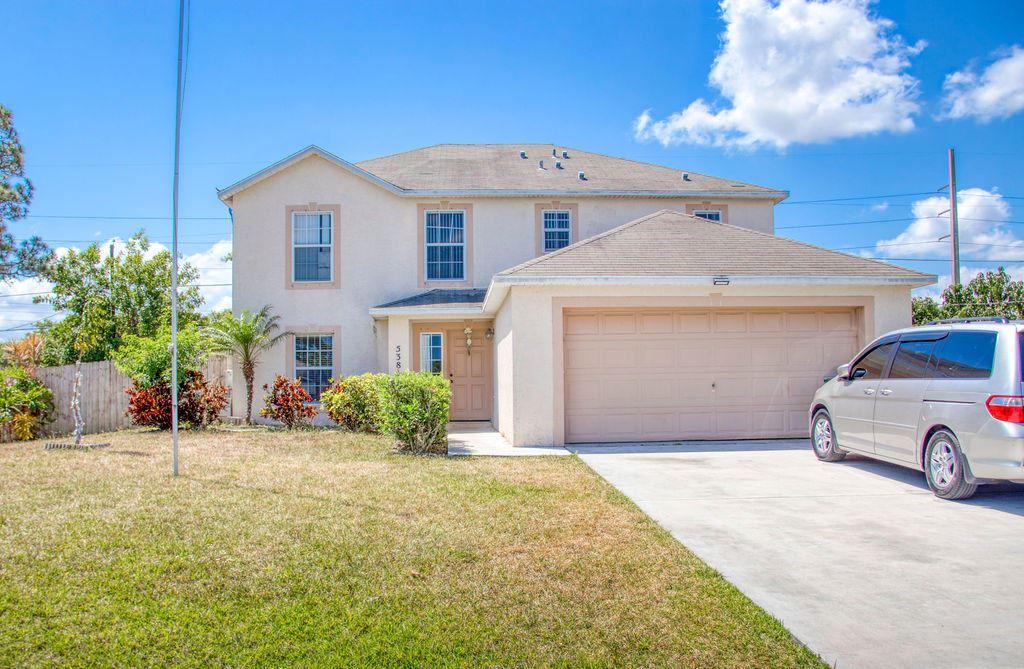 538 SE Chapman Avenue, Port Saint Lucie, FL 34953 - #: RX-10707554
