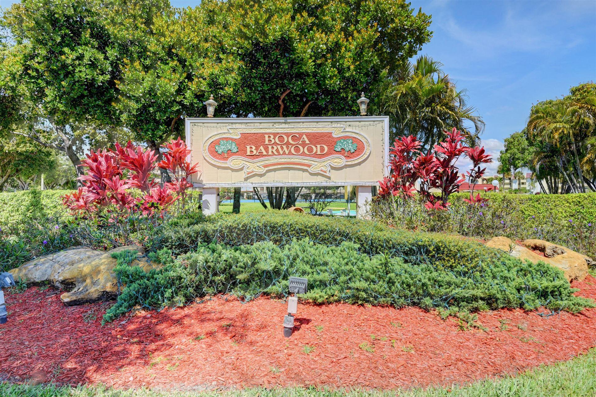 23279 Barwood Lane N #308, Boca Raton, FL 33428 - MLS#: RX-10745554