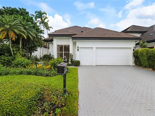 Photo of 5466 Steeple Chase, Boca Raton, FL 33496 (MLS # RX-10631555)