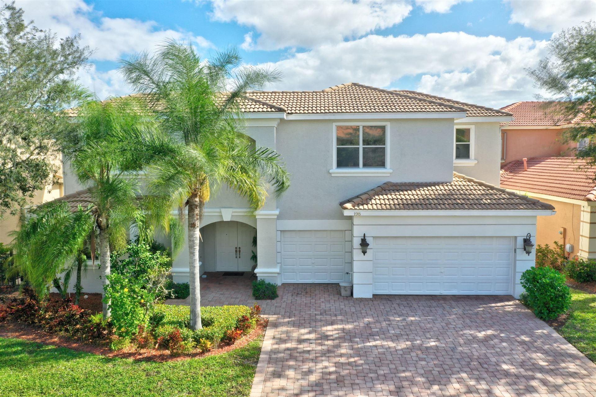 198 Sedona Way, Palm Beach Gardens, FL 33418 - #: RX-10592555