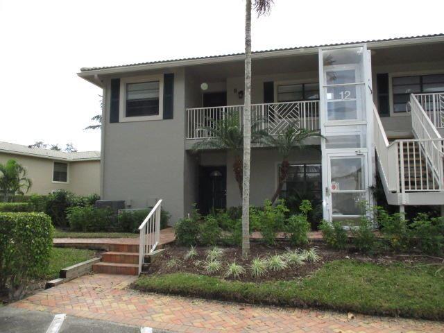 12 Stratford Drive E #A, Boynton Beach, FL 33436 - #: RX-10637555