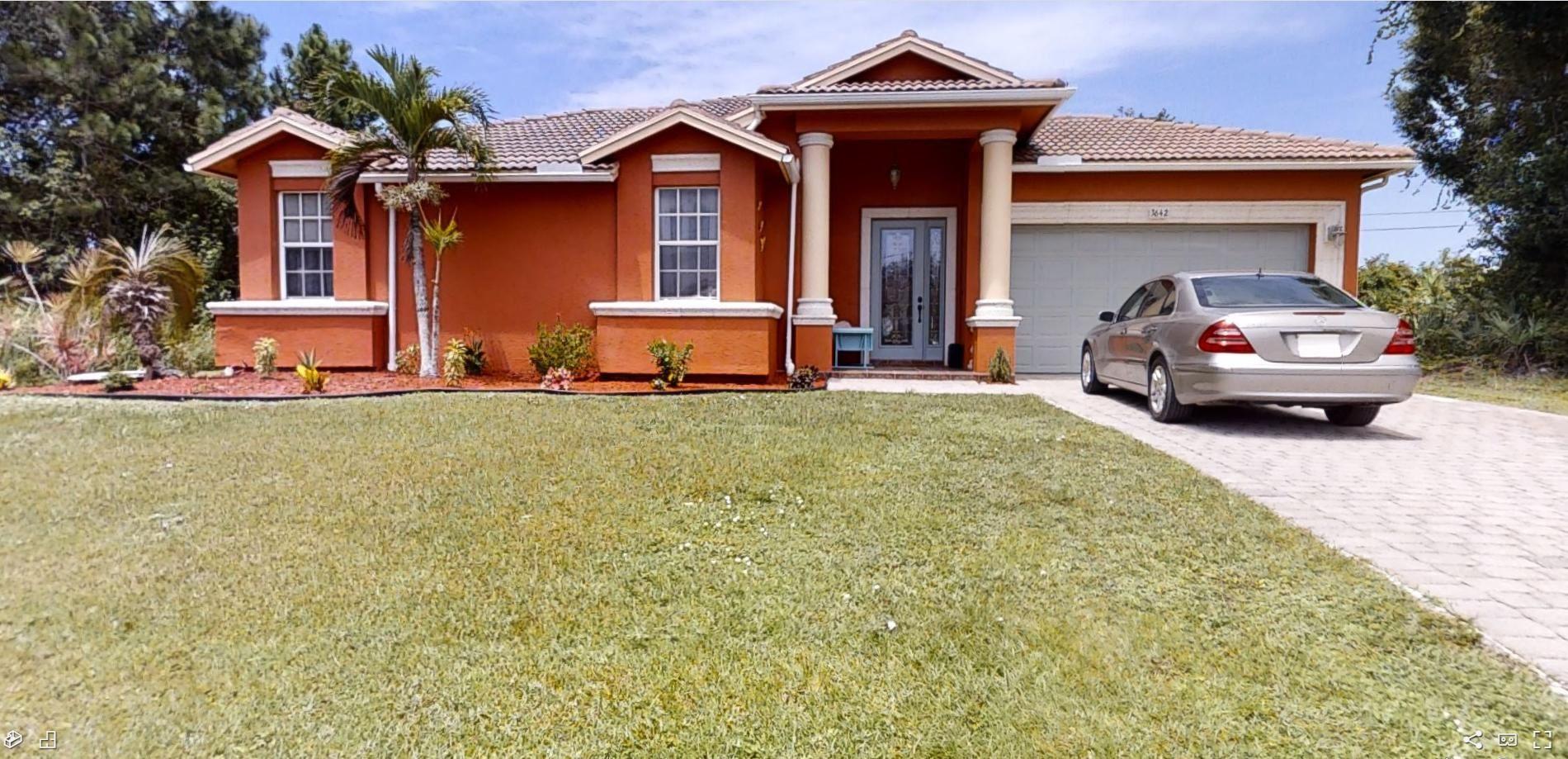 3642 SW Vollmer Street, Port Saint Lucie, FL 34953 - #: RX-10643555
