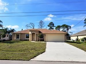 3632 SW Bonwold Street, Port Saint Lucie, FL 34953 - #: RX-10686555