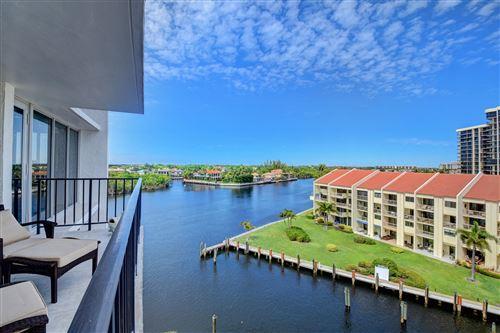 Photo of Listing MLS rx in 4750 S Ocean Boulevard #604 Highland Beach FL 33487