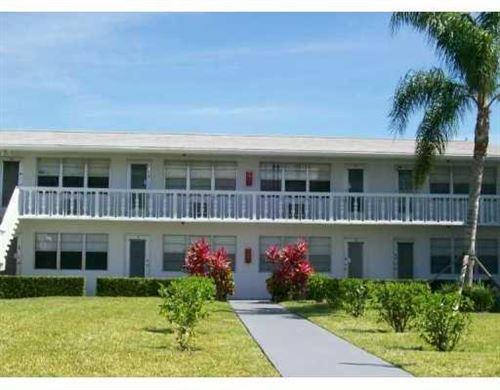 Photo of 130 Hastings H, West Palm Beach, FL 33417 (MLS # RX-10638556)
