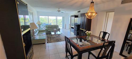 Photo of 3250 N Palm Aire Drive #703, Pompano Beach, FL 33069 (MLS # RX-10708556)