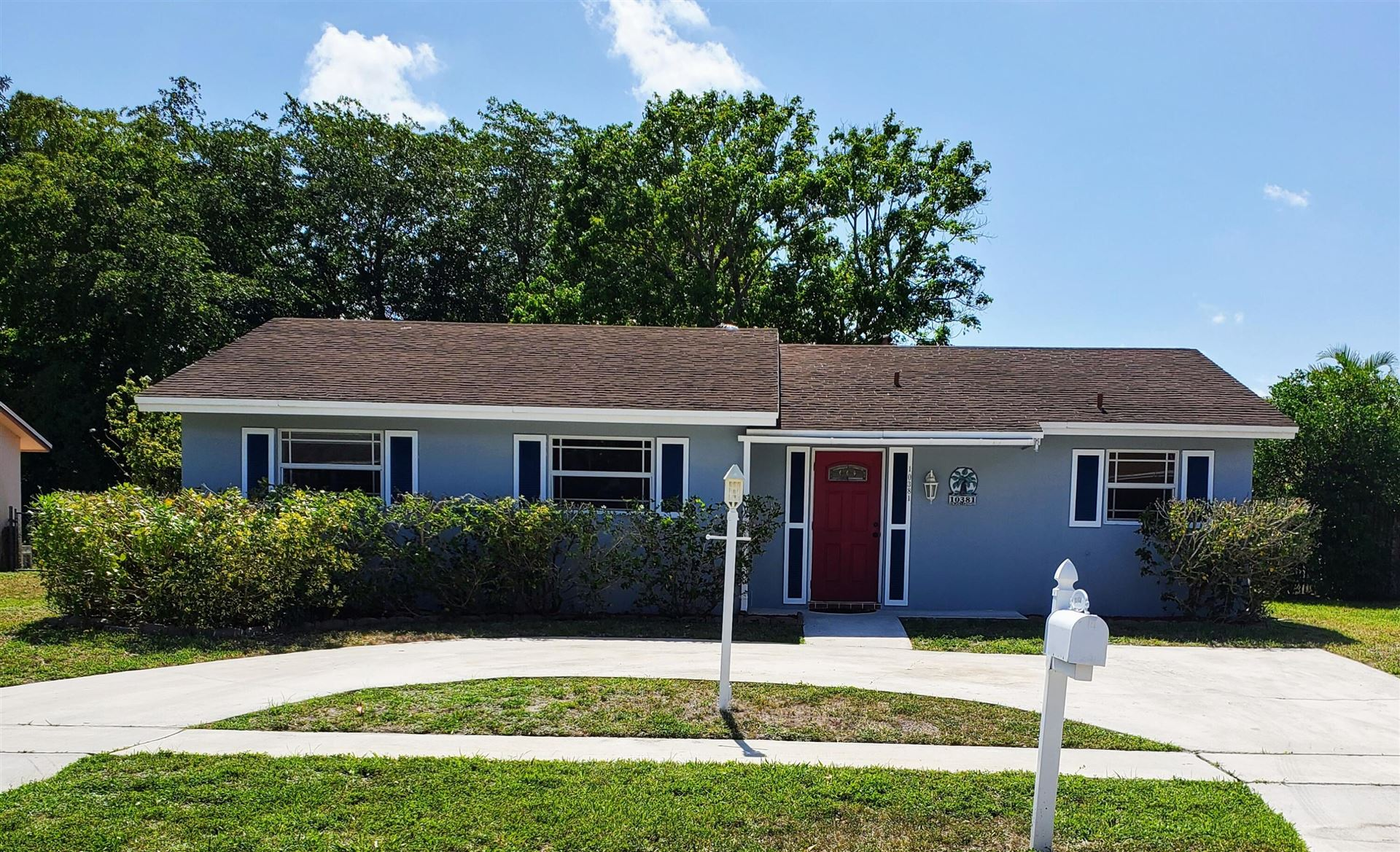 10381 Sleepy Brook Way, Boca Raton, FL 33428 - MLS#: RX-10715556