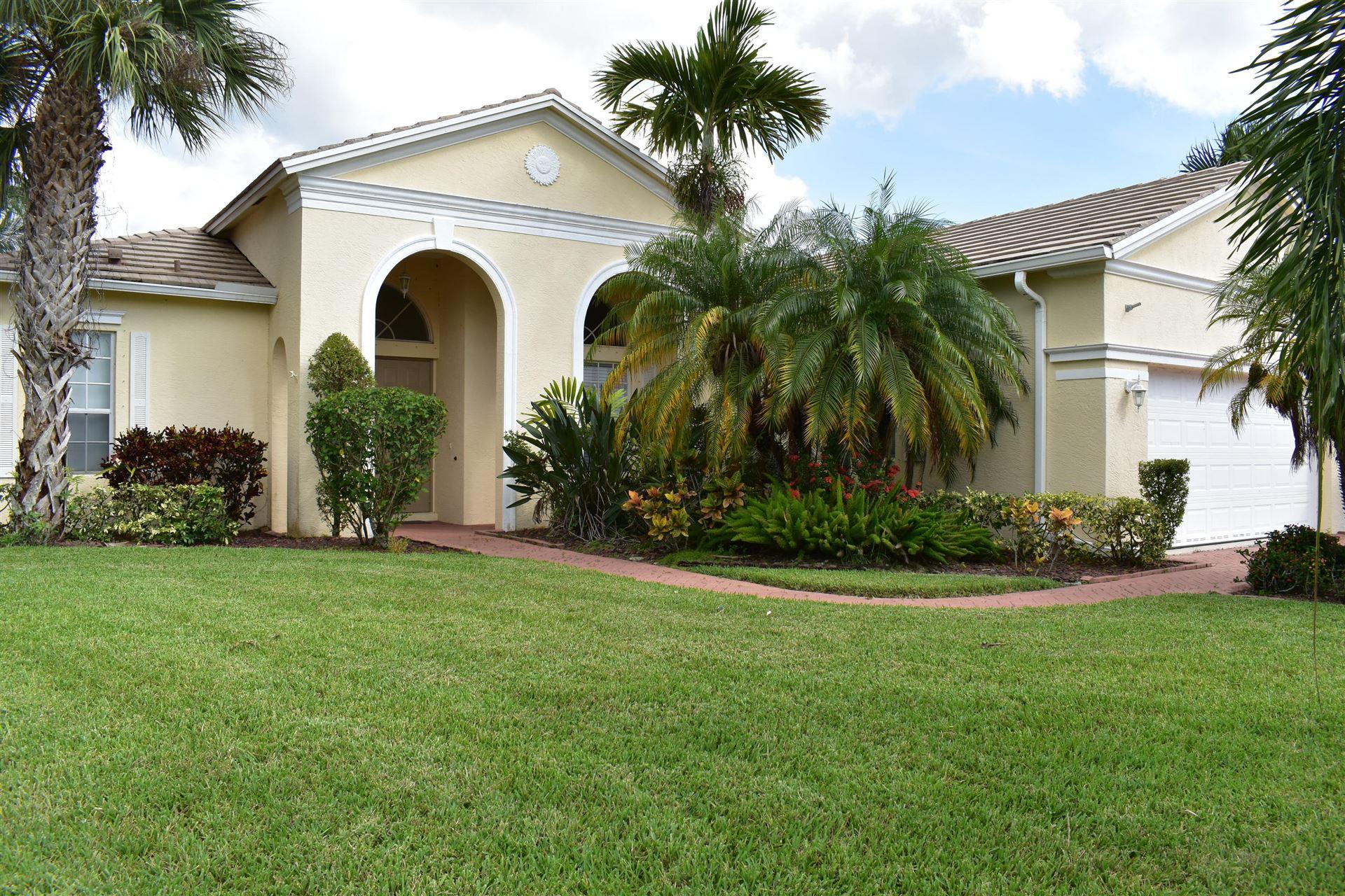 523 SW Lake Manatee Way, Port Saint Lucie, FL 34986 - MLS#: RX-10735556