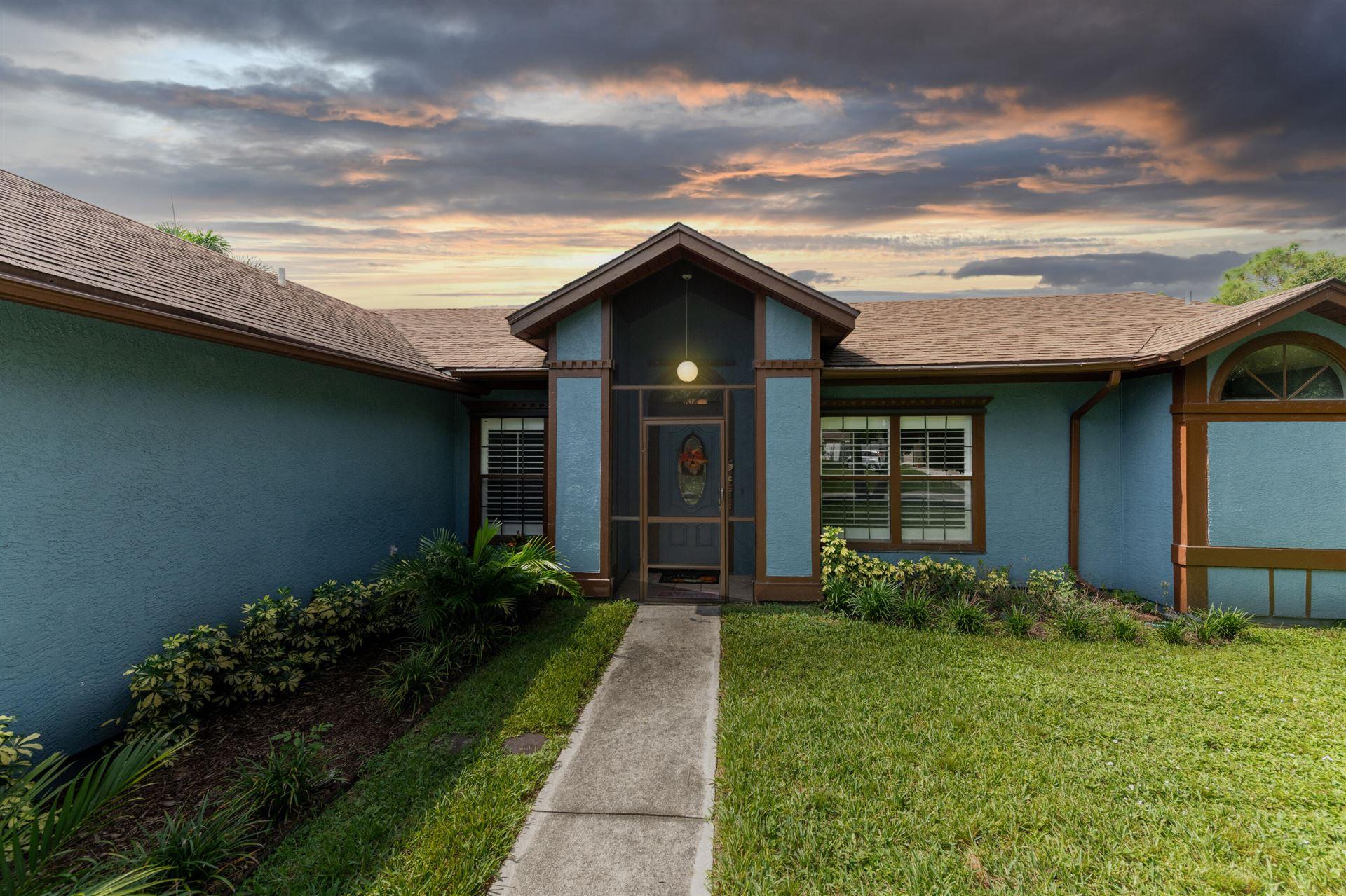 1926 SW Beauregard Street, Port Saint Lucie, FL 34953 - #: RX-10754556
