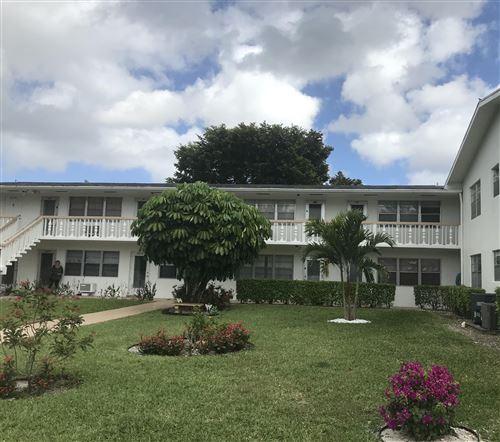 Photo of 179 Windsor H, West Palm Beach, FL 33417 (MLS # RX-10752557)