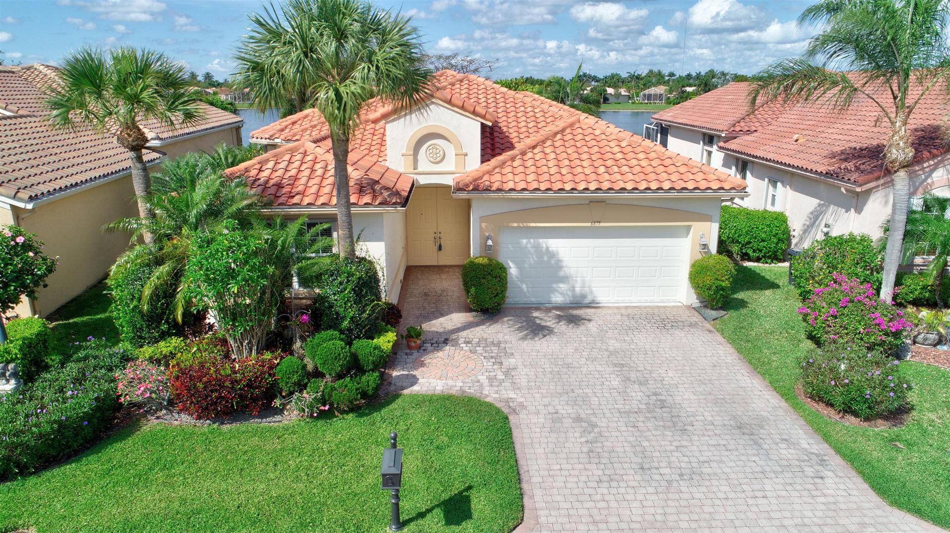 6875 Passero Street, Lake Worth, FL 33467 - #: RX-10609557