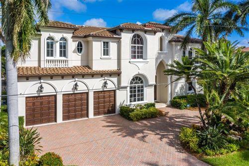 Photo of 939 Hyacinth Drive, Delray Beach, FL 33483 (MLS # RX-10670558)