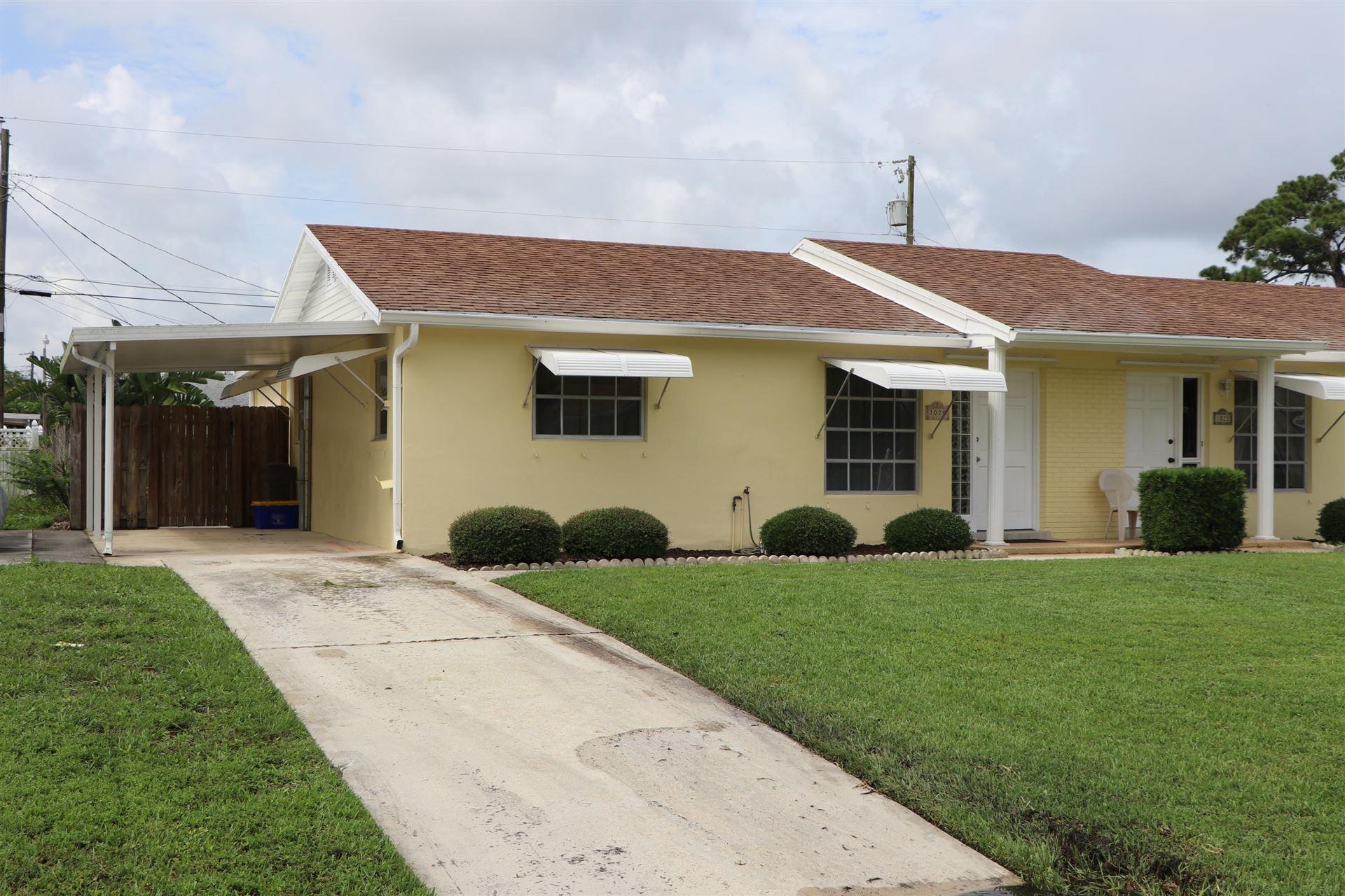 1020 Riverwood Lane, Jupiter, FL 33458 - #: RX-10629558
